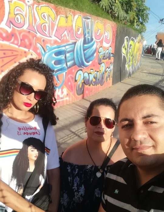 Street Art Tour - Comuna 13